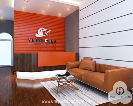 Thiết kế văn phòng công ty VietAir Cargo