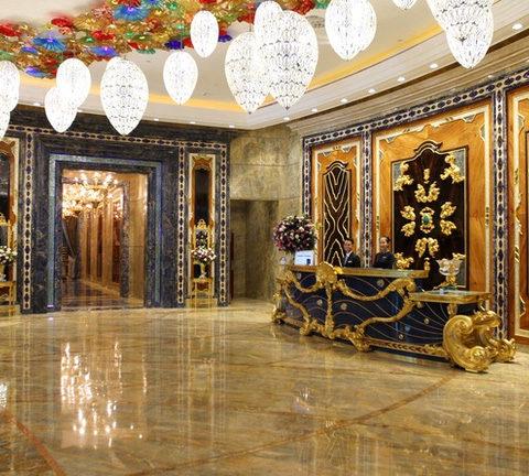 Phong thủy trong thiết kế trang trí nội thất khách sạn