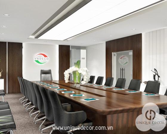 Thiết kế Văn Phòng Công Ty Cổ Phần VNDECO