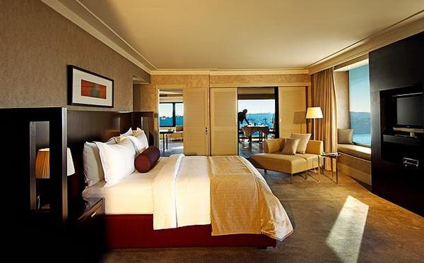 mẫu phòng ngủ khách sạn1