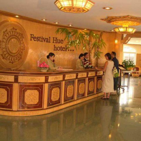 Tư vấn thiết kế quầy lễ tân khách sạn chuyên nghiệp