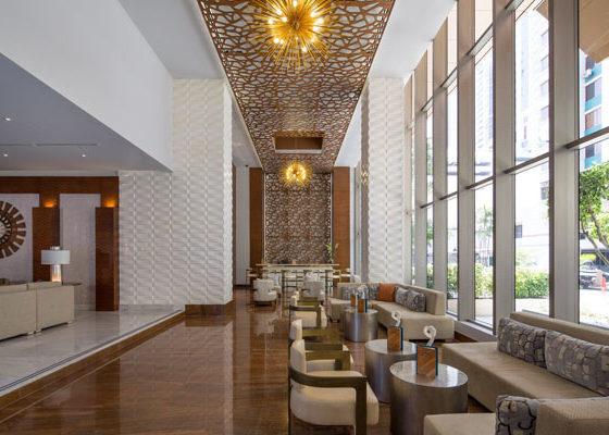 5 ý tưởng thiết kế trang trí khách sạn sáng tạo năm 2017