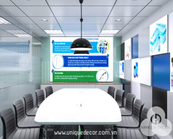 Thiết kế nội thất phòng họp hiện đại chuyên nghiệp