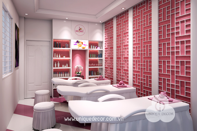 Spa Baby White Quận 1.11