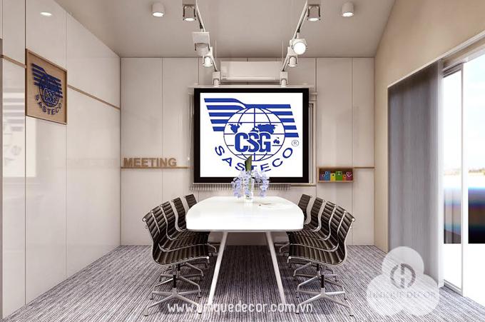 phòng họp Công Ty Sasteco