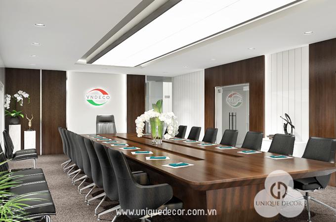 phòng họp công ty VNDECO