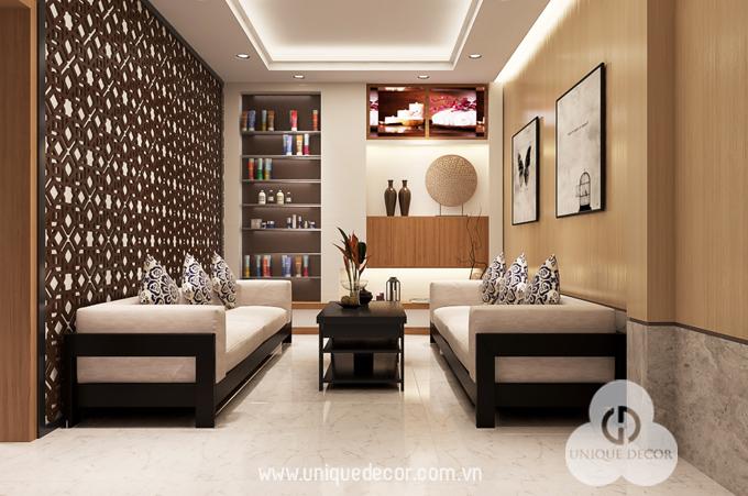 Thiết kế nội thất Spa đẹp chuyên nghiệp