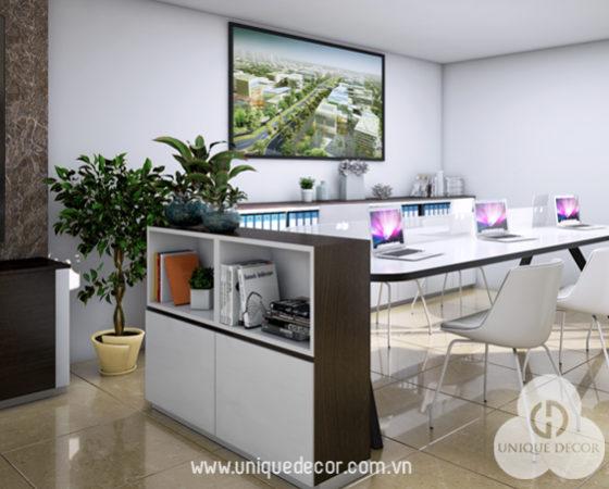 Thiết kế văn phòng công ty Nông nghiệp Chánh Phong