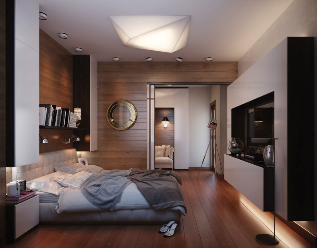 Thiết kế thi công nội thất khách sạn diện tích nhỏ