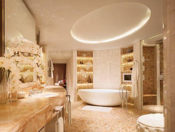Mẫu thiết kế nội thất spa mini đẹp sang trọng