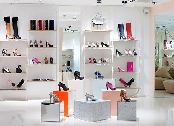 Tư vấn thiết kế shop, giày dép với 6 tiêu chí đáng nhớ