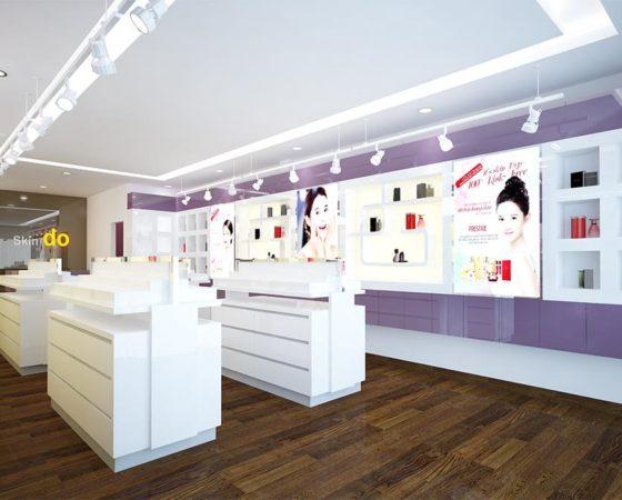 Phong cách thiết kế nội thất showroom hay sử dụng hiện nay