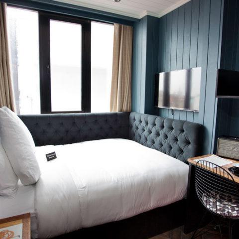 Thiết kế thi công khách sạn mini đẹp
