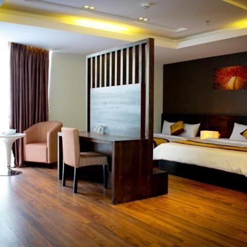 Những nguyên tắc cơ bản khi thiết kế khách sạn