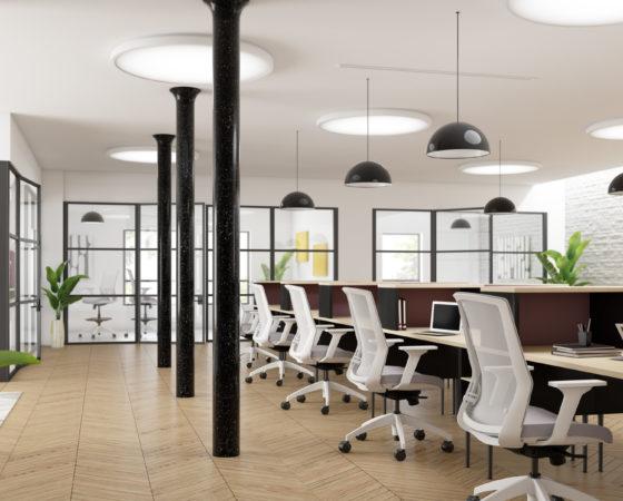 Báo giá thiết kế văn phòng trọn gói tại TpHCM