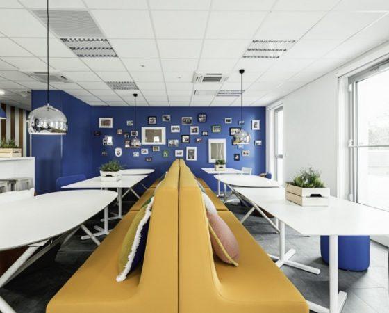 Tiêu chí thiết kế thi công nội thất văn phòng chuyên nghiệp