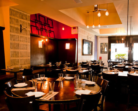 Thiết kế nội thất nhà hàng cao cấp chuyên nghiệp TpHCM