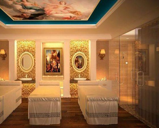 Xu hướng thiết kế thi công nội thất spa không gian nhỏ đẹp