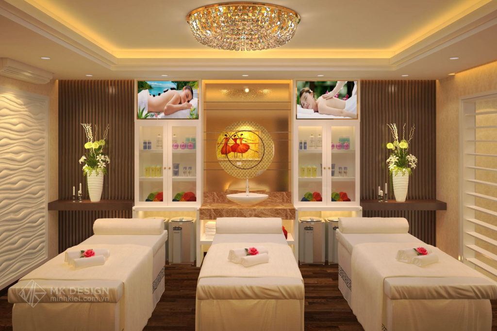decor spa nhỏ