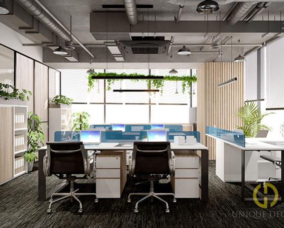 Thiết kế văn phòng NAVACO