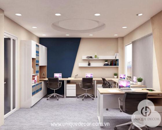 Thiết kế Văn Phòng Sasteco