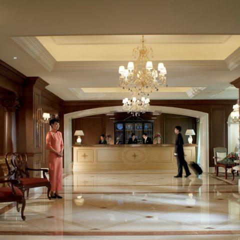 Kinh nghiệm chọn trang trí nội thất khách sạn cổ điển