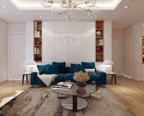 Thiết kế nội thất căn hộ chung cư uy tín giá rẻ tại TpHCM